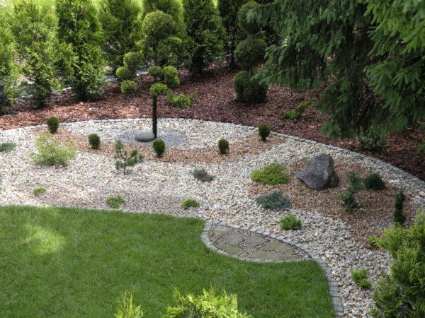 Ogród w Międzyrzeczu